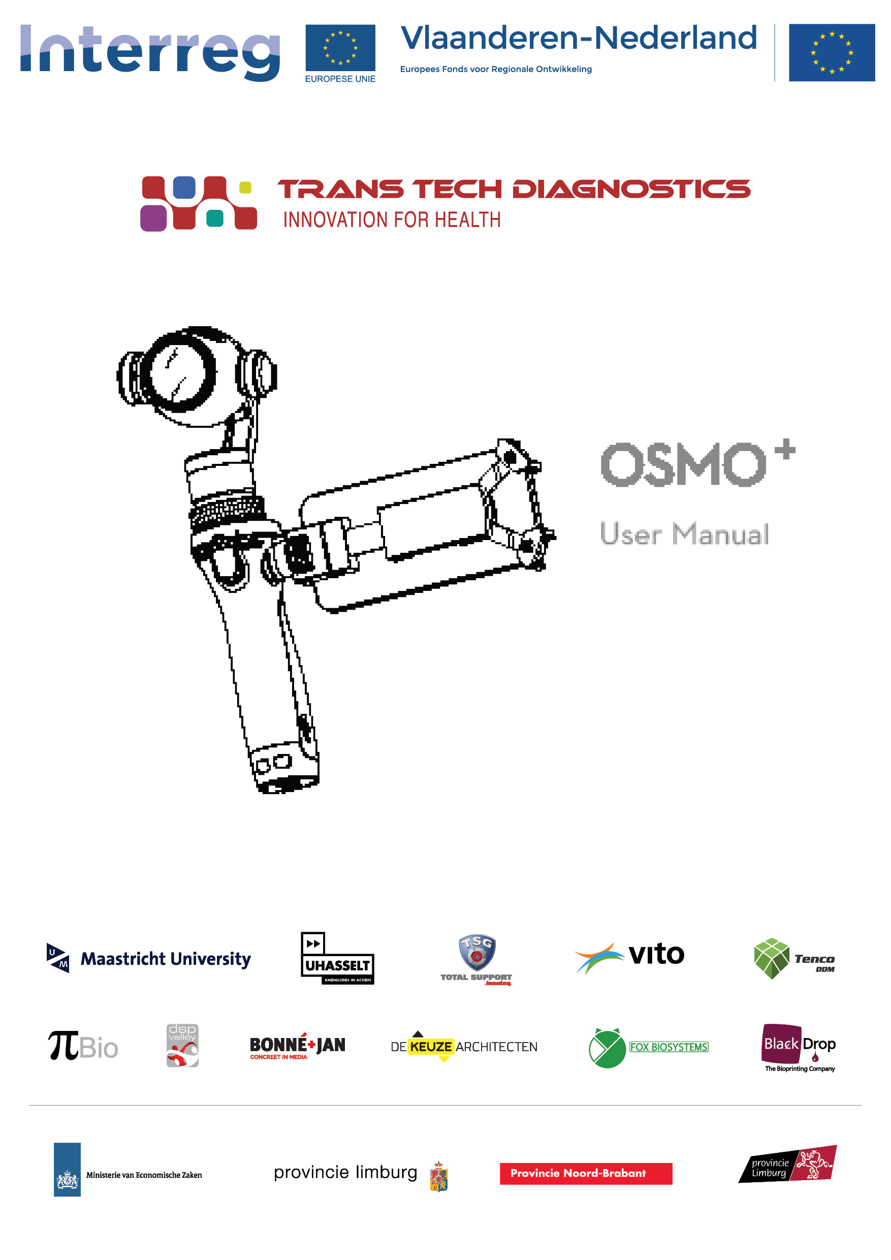 Preview DJI osmo manual